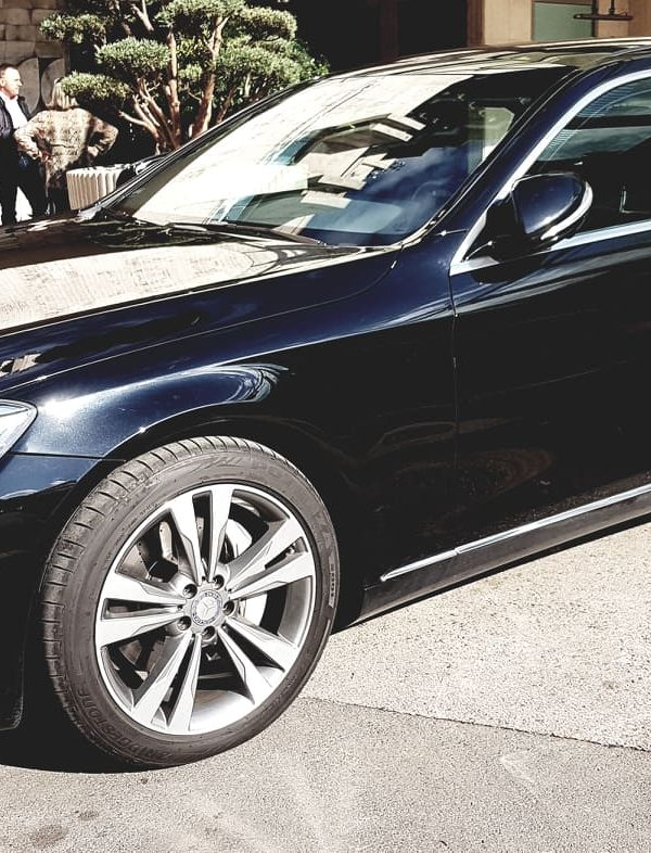 Mercedes Benz S Class Private Airport transfer Budapest